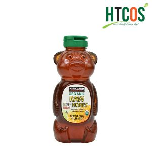 Mật Ong Kirkland Signature Organic Raw Honey 680gr Mỹ