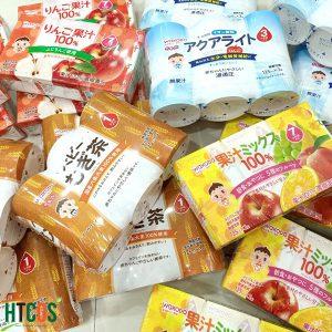 Nước Ép Trái Cây Wakodo 125ml Nhật Bản mua ở đâu
