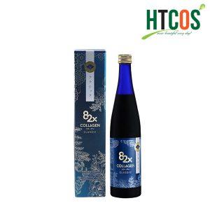 Nước Uống Tinh Chất Nhau Thai Đẹp Da Chống Lão Hóa Collagen 82X Classic 500gr Nhật Bản