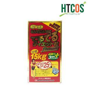 Viên Uống Giảm Cân Minami 15kg Healthy Foods Premium 540 Viên Nhật