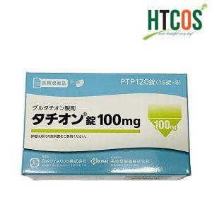 Viên Uống Trắng Da Trị Nám Chosei Tathion 100mg 120 Viên Nhật Bản