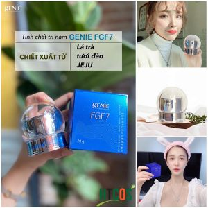 Kem Đặc Trị Nám Tàn Nhang Genie FGF7 20gr Hàn Quốc mua ở đâu
