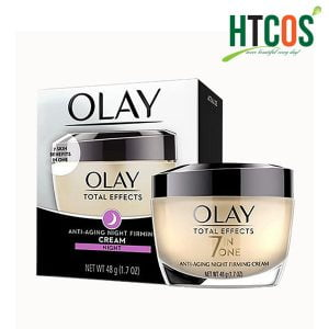 Kem Dưỡng Da Ban Đêm Olay Total Effects 7 In One Anti-Aging Night Firming Cream 48gr Mỹ