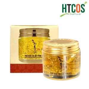 Kem Dưỡng Tinh Chất Vàng Lebelage Heeyul Premium 24K Gold Ampoule Cream 70ml Hàn Quốc