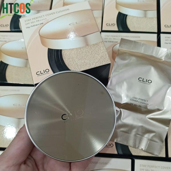 Phấn Nước CLIO Stay Perfect Cover Cushion SPF 50+ PA++++ 15gr Hàn Quốc mua ở đâu