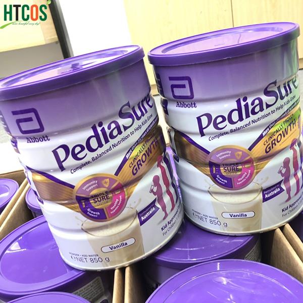 Sữa Bột Cho Trẻ Từ 1-10 Tuổi Pediasure 850gr Australia bao nhiêu