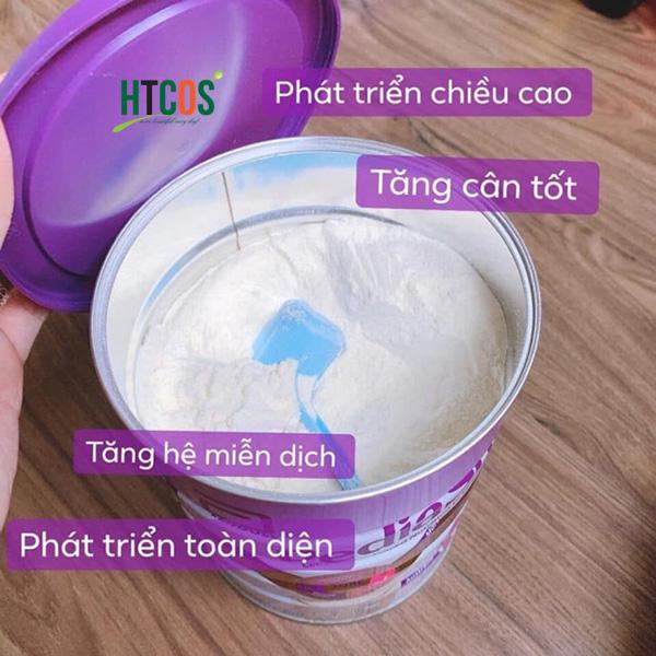 Sữa Bột Cho Trẻ Từ 1-10 Tuổi Pediasure 850gr Australia tốt không