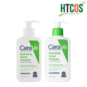 Sữa Rửa Mặt Cerave Hydrating Facial Cleanser 237ml Mỹ