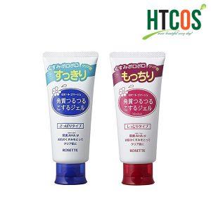 Tẩy Tế Bào Chết Rosette Gommage Gentle Peeling Gel 120gr Nhật Bản