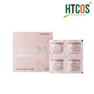 Viên Sủi Uống Trắng Da Neuglow C Premium White 28 Viên UK