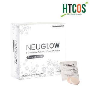 Viên Sủi Uống Trắng Da Neuglow Premium White 28 Viên UK