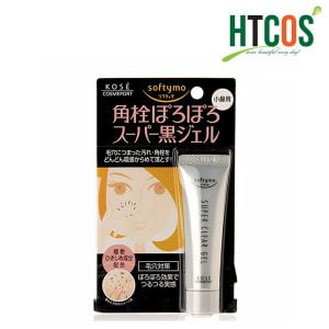 Gel Lột Mụn Kose Softymo Super Clear Gel 20gr Nhật Bản