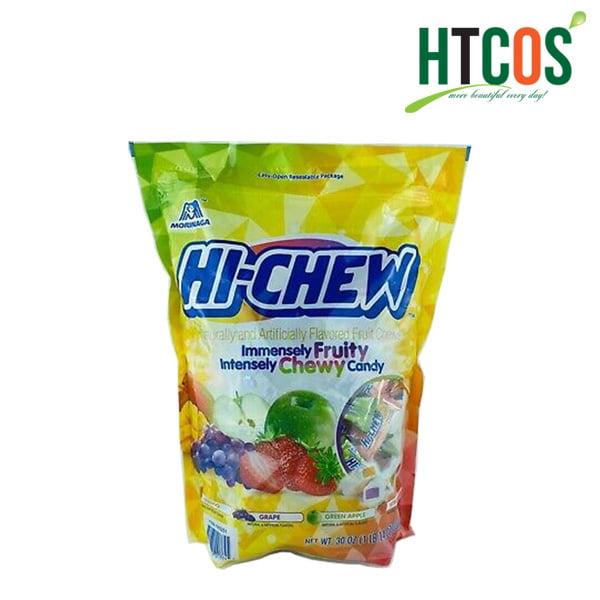 Kẹo Dẻo Trái Cây Tự Nhiên Morinaga Hi-Chew 850gr Mỹ