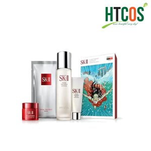 Set Mini 4 Món SK-II Pitera Essence Starter Kit Travel Exclusive