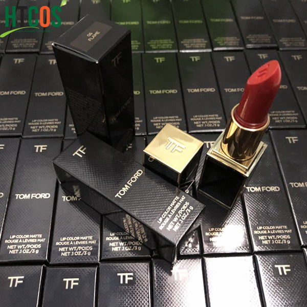 Son Tom Ford Lip Color Matte 06 Flame 3gr mua ở đâu