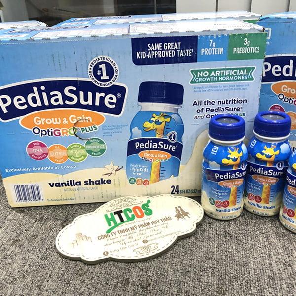 Sữa Nước PediaSure Grow & Gain OptiGRO Plus Vanilla Shake 237ml Mỹ mua ở đâu