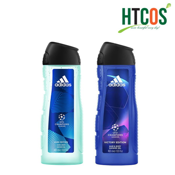 Sữa Tắm Gội Nam ADIDAS Hair & Body Shower Gel 400ml