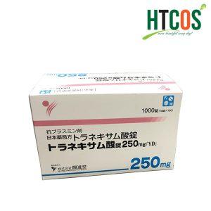 Viên Uống Trắng Da Trị Nám Transamin 250mg 1000 Viên Nhật Bản