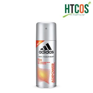 Xịt Khử Mùi Nam Adidas Adipower Anti-Perspirant 150ml EU