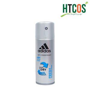 Xịt Khử Mùi Nam Adidas Fresh Anti-Perspirant 150ml EU