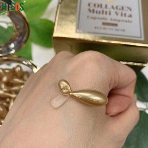 Collagen Tươi Đẹp Da JM Multi Vita Ampoule 38 Viên Hàn Quốc hiệu quả ra sao