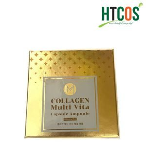 Collagen Tươi Đẹp Da JM Multi Vita Ampoule 38 Viên Hàn Quốc