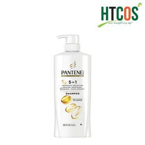 Dầu Gội Pantene Advanced Care 5in1 Shampoo Pro Vitamin B5 Complex 1.13L Mỹ