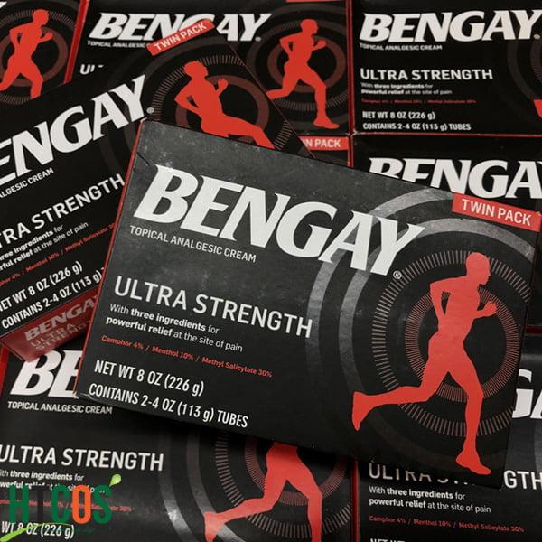 Kem Xoa Bóp Giảm Đau Bengay Ultra Strength Mỹ mua ở đâu
