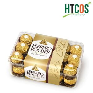 Kẹo Socola Ferrero Rocher The Golden Experience 30 Viên Ý