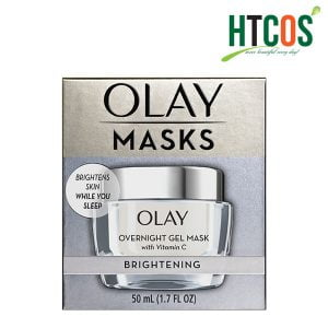 Mặt Nạ Ngủ Dưỡng Sáng Da Olay Gel Mask Brightening With Vitamin C 50ml Mỹ