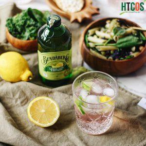 Nước Ép Lên Men Bundaberg Lemon Lime & Bitters 375ml Úc tốt không