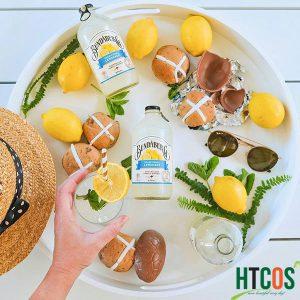 Nước Ép Trái Cây Lên Men Chanh Vàng Bundaberg Traditional Lemonade 375ml Úc tốt không