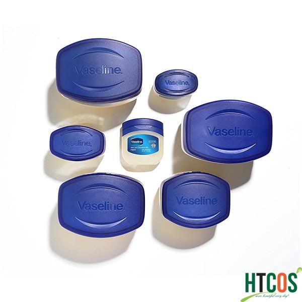 Sáp Dưỡng Ẩm Vaseline Original Healing Jelly 100% White Petrolatum 368gr Mỹ có tốt không