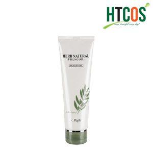 Tẩy Tế Bào Chết Dr.Pepti+ Herb Natural Peeling Gel 130ml Hàn Quốc
