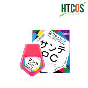Thuốc Nhỏ Mắt Giảm Tia Bức Xạ Từ Máy Tính Santen Sante PC 12ml Nhật Bản