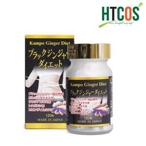 Viên Uống Giảm Cân Kampo Ginger Diet 120 Viên Nhật Bản