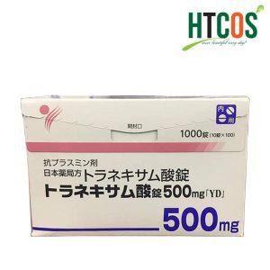 Viên Uống Trắng Da Trị Nám Transamin 500mg 1000 Viên Nhật Bản