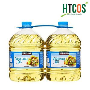 Dầu Ăn Kirkland Signature Vegetable Oil 2.84L Mỹ