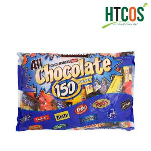 Kẹo Socola Tổng Hợp Kirkland Signature All Chocolate 150 Viên Mỹ