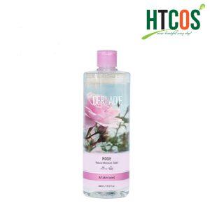 Nước Hoa Hồng Derladie Rose Natural Moisture Toner 500ml Hàn Quốc