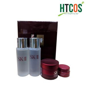 Set 4 Món SK-II Skin Power Mini Pitera Experience Kit 2