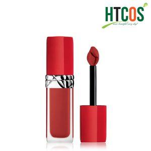 Son Kem Dior Rouge Dior Ultra Care Liquid 635 Ecstase 6ml Pháp
