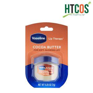 Sáp Dưỡng Môi Vaseline Lip Therapy Cocoa Butter 7gr Mỹ