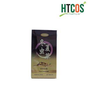 Viên Uống Đông Trùng Hạ Thảo HK2 Pure Cordyceps 360 Viên Nhật Bản