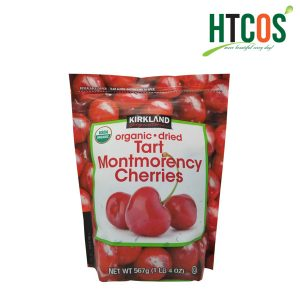 Cherry Sấy Khô Organic Dried Tart Montmorency Cherries 567g Mỹ