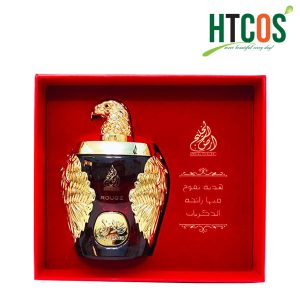 Nước Hoa Đại Bàng Ghala Zayed Luxury Rouge 100ml Màu Đỏ Dubai