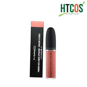 Son Kem MAC Power Kiss Liquid Lipcolour 989 Mull It Over 5ml Mỹ