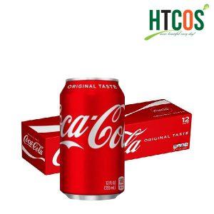 Nước Ngọt Coca Cola Original Taste