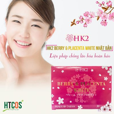 HK2 Berry & Placenta White review