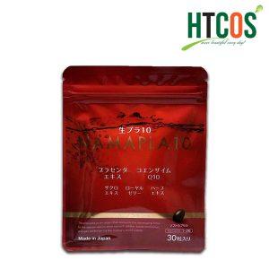 Viên Uống Nhau Thai Tươi Placenta Namapla Q10